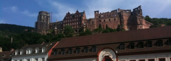 Our Visit to Heidelberg Castle Germany