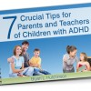 Finally! It's available MY NEW EBook for Parents and Teachers of Children with ADHD FREE DOWNLOAD!
