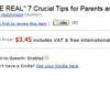 Illegal copy of my work on Amazon AGAIN! BEWARE!