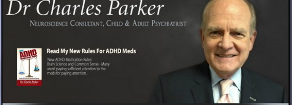 Exclusive Interview: Dr. Charles Parker on ADHD Medication Rules and Gluten