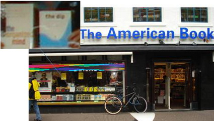 The American Book Store in Amsterdam