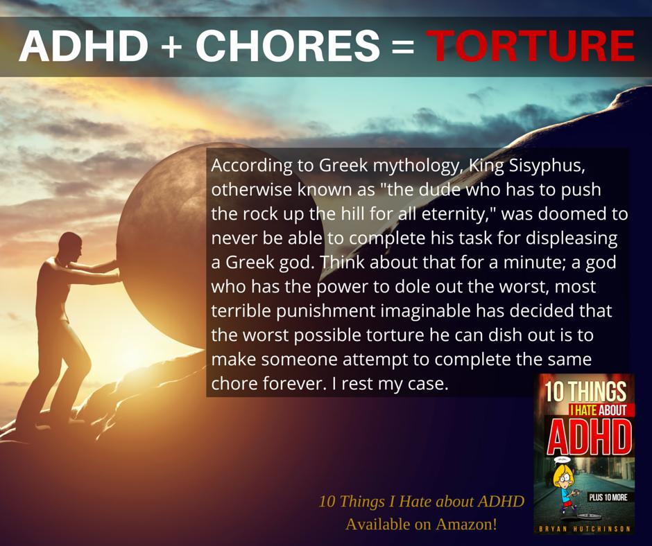 ADHD CHORES