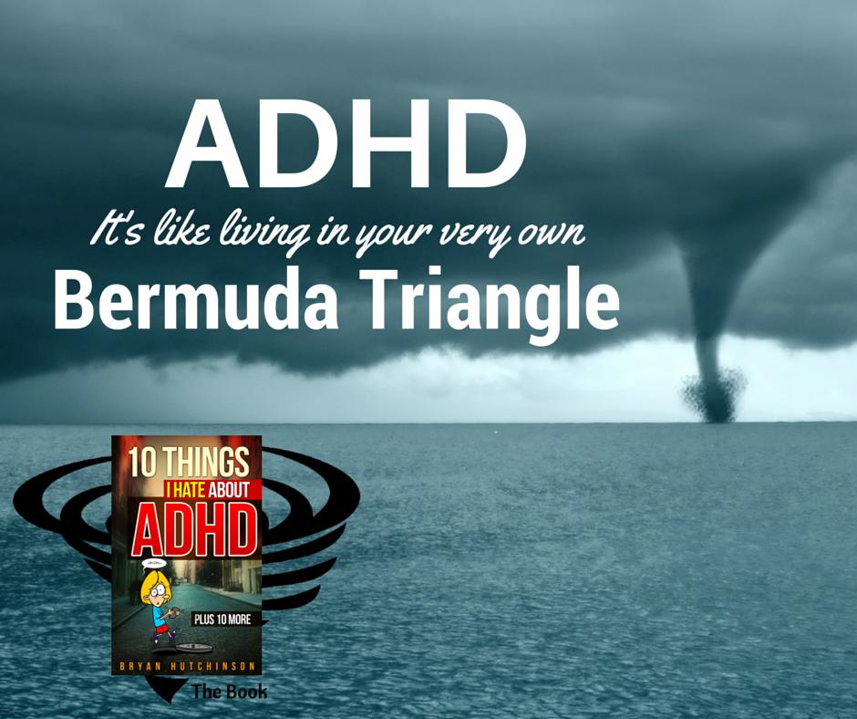 ADHD bermuda triangle