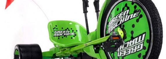 The Green Machine Lesson