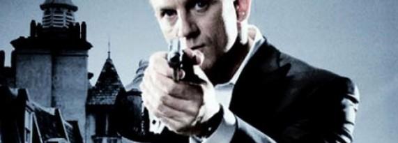 James Bond's Quantum of Solace with Daniel Craig – a positive Movie Review